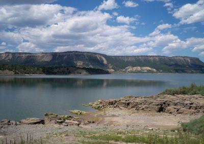 El Vado lake by Bill L