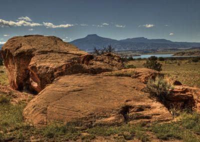 Red Rocks by Angi English